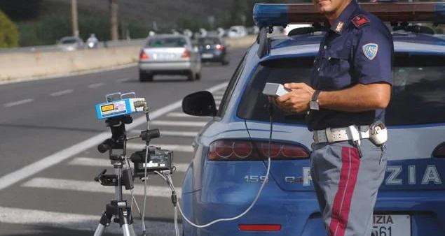 Sicurezza stradale: nuovo autovelox per la Polizia Stradale, usato sulla S.S. 690 Avezzano–Sora