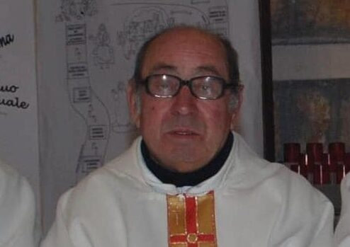 Don Gabriele Guerra ricorda nel decennale della morte il parroco Don Lorenzo di Salvatore