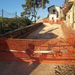 Continuano i lavori di restyling del centro storico di Pescina