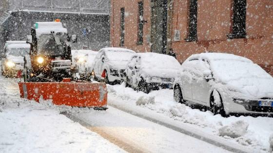 Avezzano, approvato il piano neve