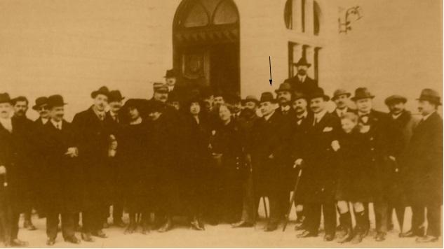 Il popolo delle vanghe e degli aratri diventa fascista (1922)
