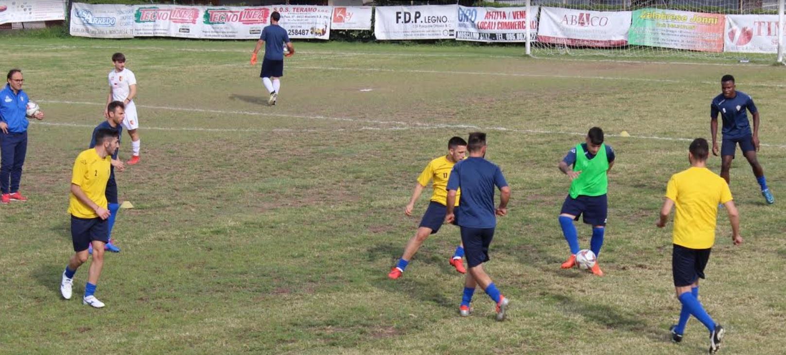Mosciano Pucetta 0 - 3, il racconto della gara