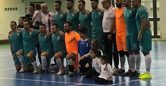 Campionato C1 Futsal: OrioneC5 vince il derby con L'Aquila