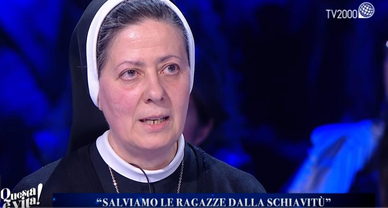 Suor Carla Venditti, la suora marsicana che salva le giovani dalla strada per portarle verso una vita nuova