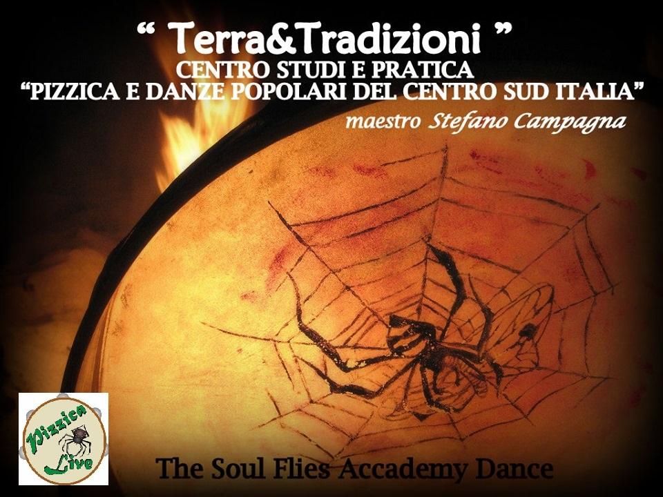 Nasce nella Pian Del Cavaliere Terra&Tradizioni, centro studi e pratica della pizzica e danze popolari del centro sud Italia