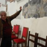 Turismo delle radici, ad Ortucchio due americani per conoscere il paese d'origine dei loro familiari