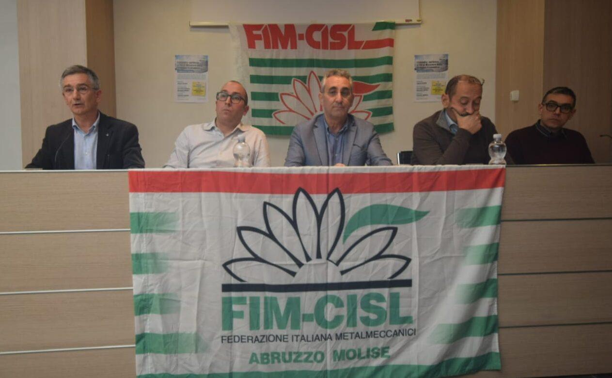 """Conferenza FIM-CISL su LFoundry, """"teniamo alta l'attenzione, 83 milioni di monte salario per un'azienda che tiene l'economia di questo territorio"""""""