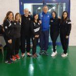 L'allenatore di Serie A Mario Barbiero per un giorno con la giovanile maschile della Leonessa Volley