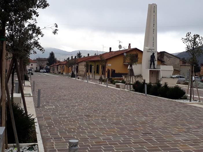 Capistrello, festeggiamenti in onore di Santa Barbara protettrice dei minatori, quest'anno dedicati alle vittime di Marcinelle