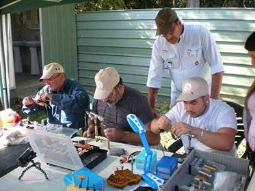 Seconda giornata della pesca a mosca con il Fly club Marsica