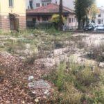 Piazza San Bartolomeo abbandonata nel degrado