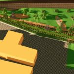"""Iniziati i lavori del parco giochi a Celano, Santilli """"Un parco giochi senza barriere architettoniche, con percorsi didattici e laboratori"""""""