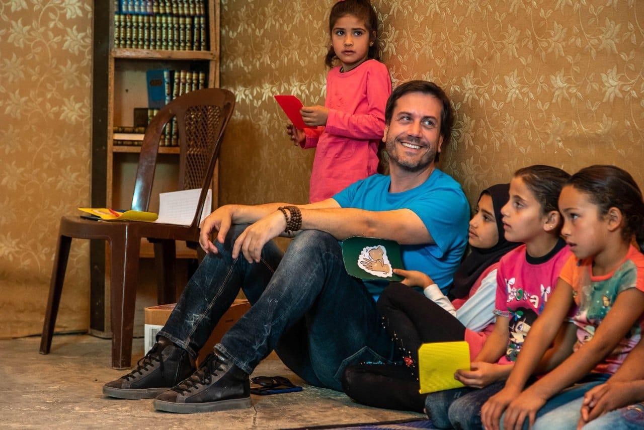 """Andrea Iacomini, portavoce UNICEF sabato a Tagliacozzo per la 400esima tappa del viaggio racconto """"""""Verso Il Giorno Dopo"""""""