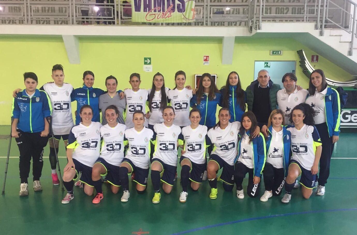 Futsal femminile: Il Derby di Avezzano è dell'Orione