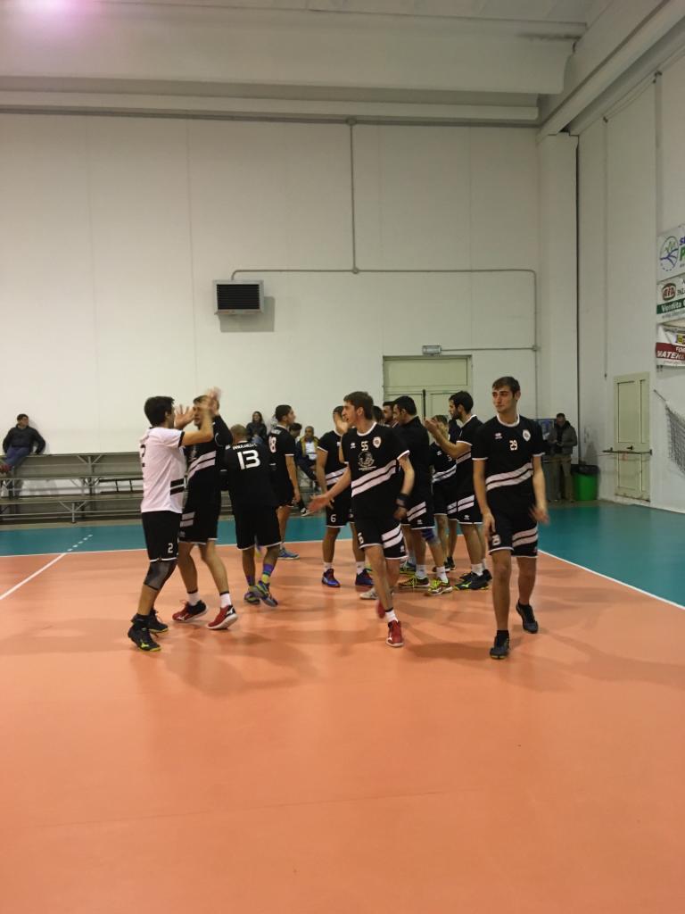 Pallavolo Maschile Serie C. I Leoni vincono per 3 a 0 contro la Teate Volley