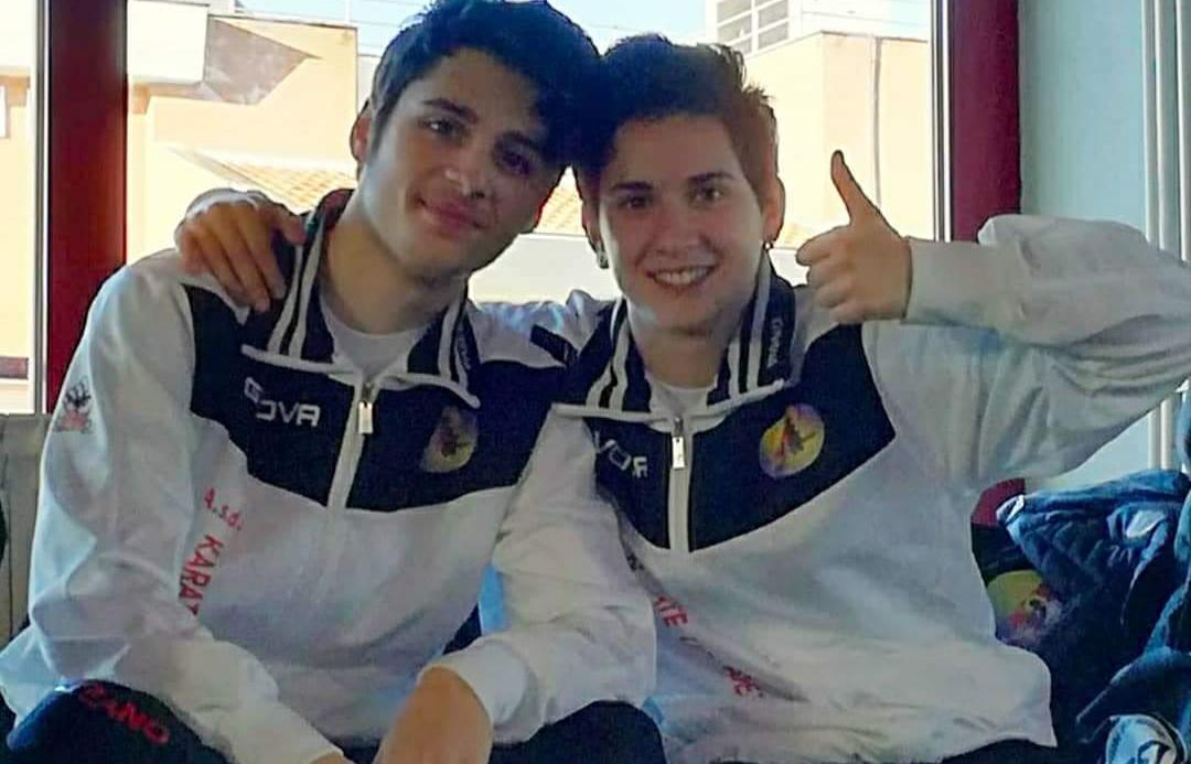 Sul podio gli atleti marsicani all'Open Internazionale di Karate a San Marino
