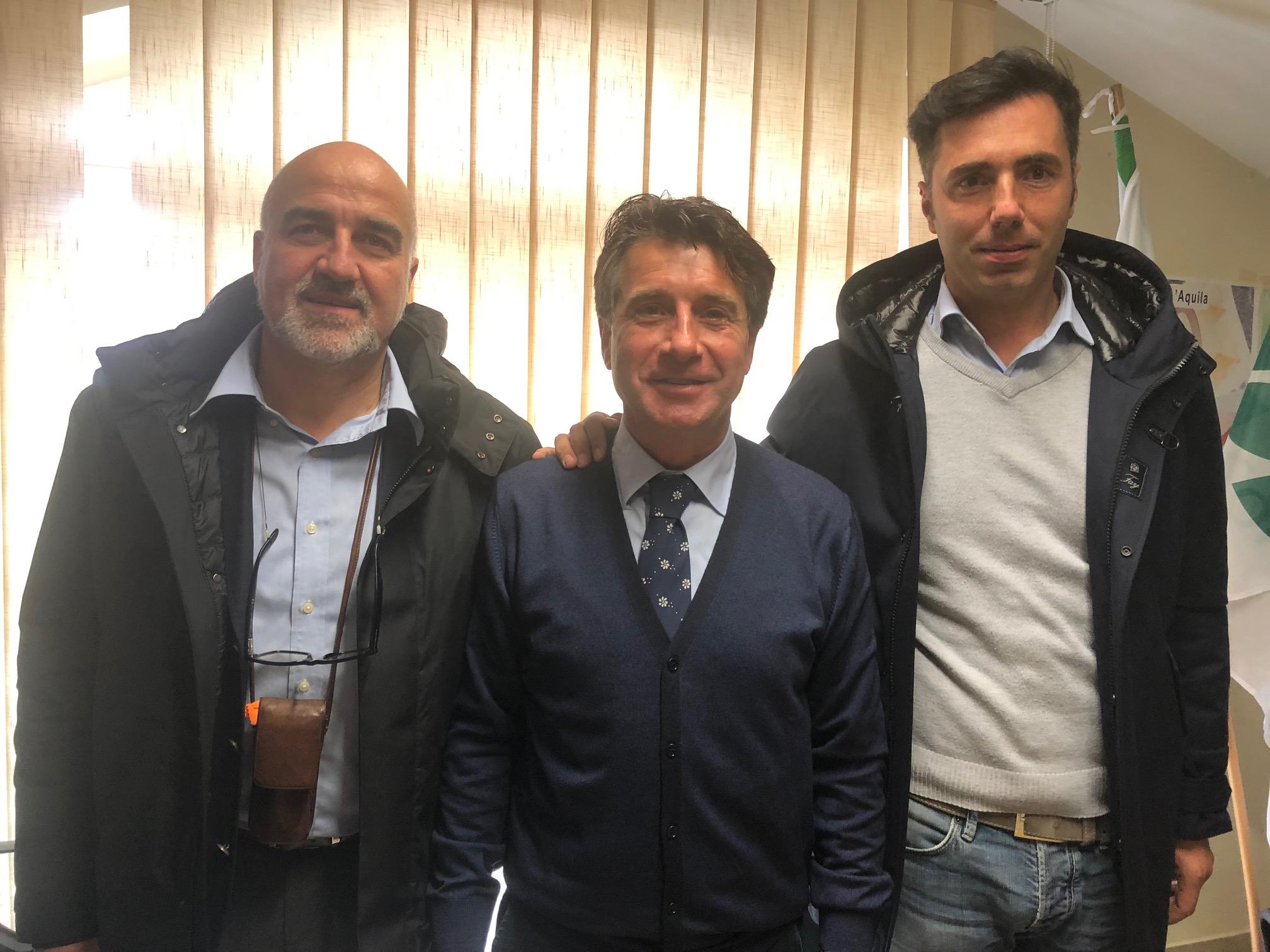 Confagricoltura L'Aquila: Fabrizio Lobene confermato Presidente. Fabio Spinosa Pingue e Claudio Scipioni Vice