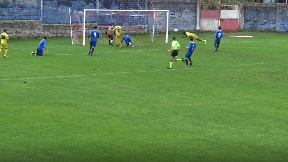 Pucetta - Milano 2 -1. Vittoria d'oro per i Gialloblù: tre punti e quinta posizione