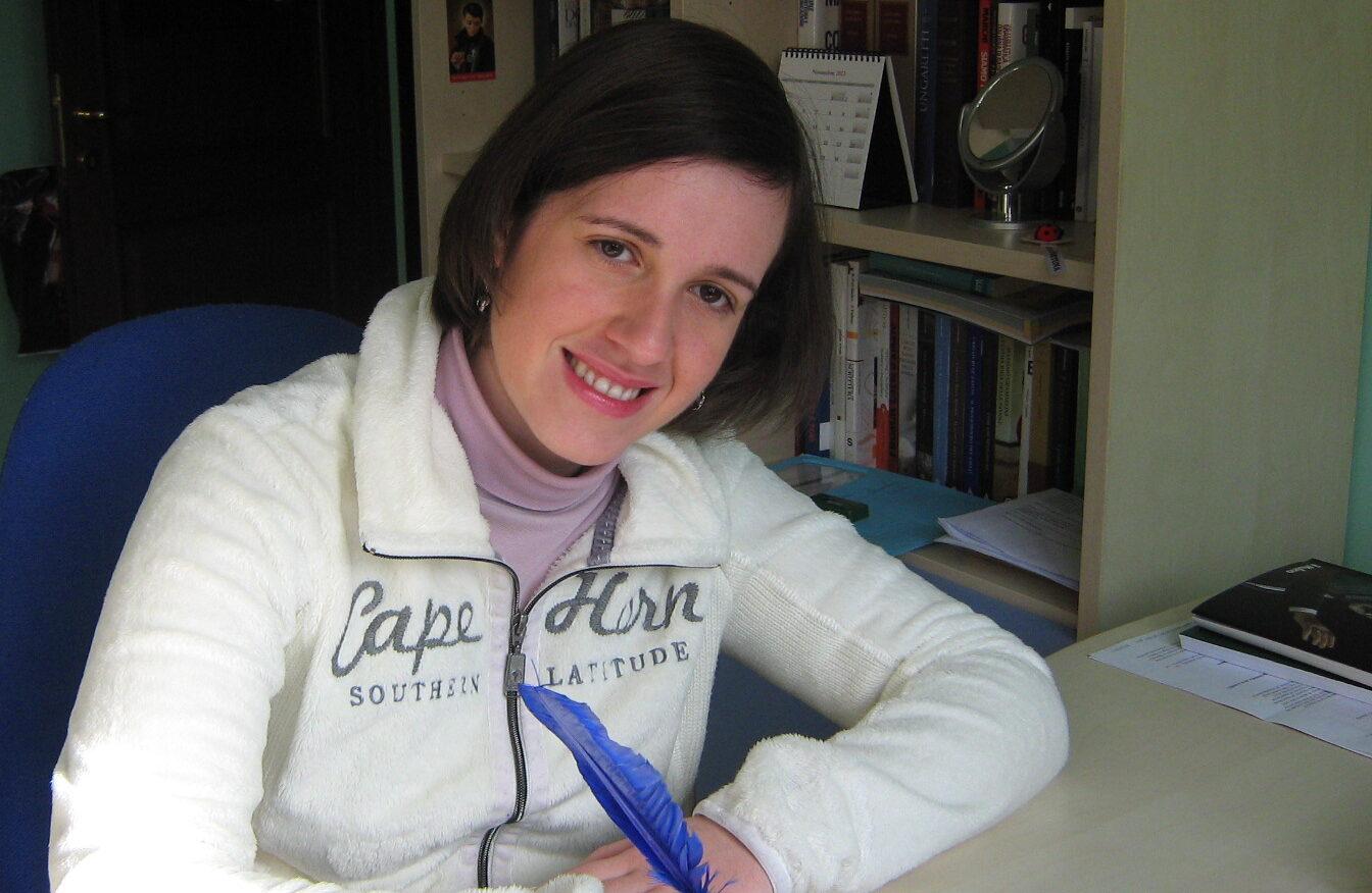 Roberta Placida e Alessandro Scafati a L'Aquila per il primo libro di poesie di Selene Luis