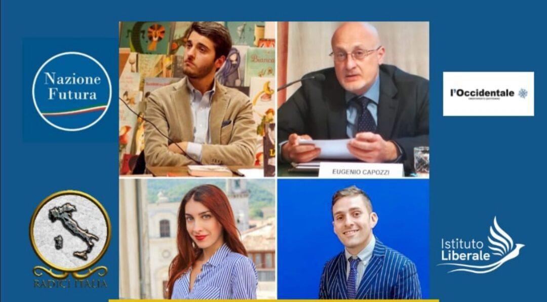 Liberi dal Politicamente Corretto approda ad Avezzano con il primo evento in Abruzzo dell'Istituto Liberale: per la libertà di pensiero ed espressione