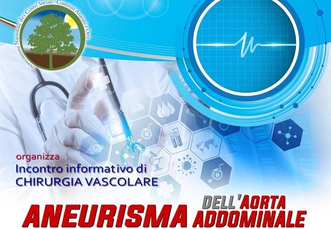 Il Centro Pensionati di Civitella organizza un incontro informativo di chirurgia vascolare