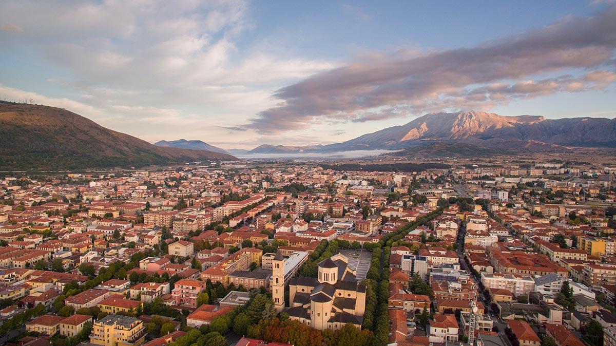 """Un nuovo progetto per Avezzano """"Centro urbano, contemporaneo e strategico del territorio della Marsica"""""""