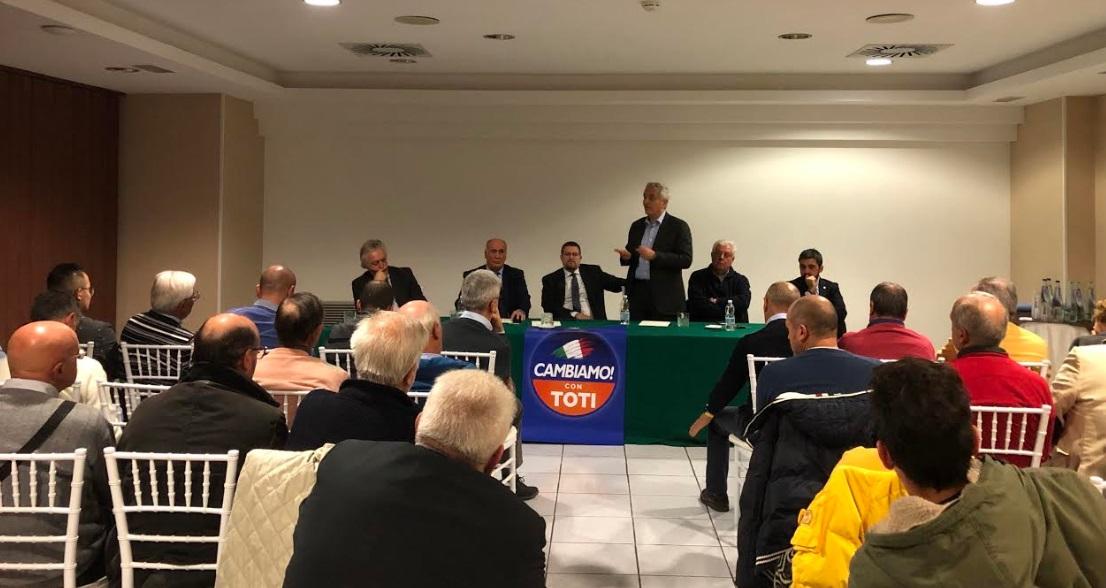 """""""Cambiamo"""" ad Avezzano si prepara alle elezioni amministrative"""