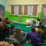Non è mai troppo presto per leggere, un'iniziativa per i bambini dell'infanzia