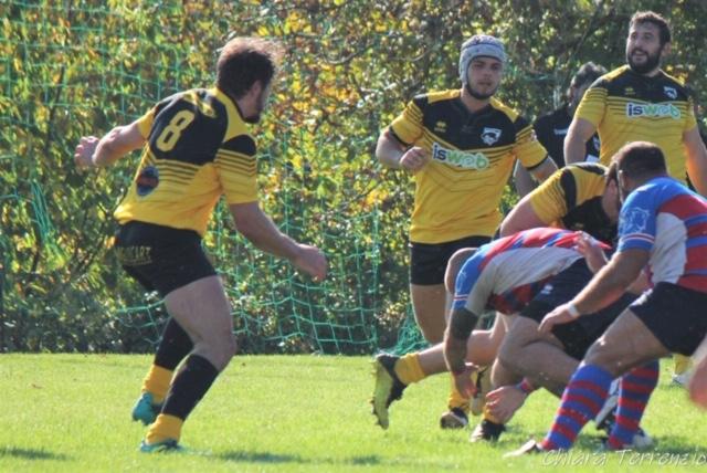 Avezzano rugby rullo compressore, vince la serie B e la 18 batte L'Aquila nel derby