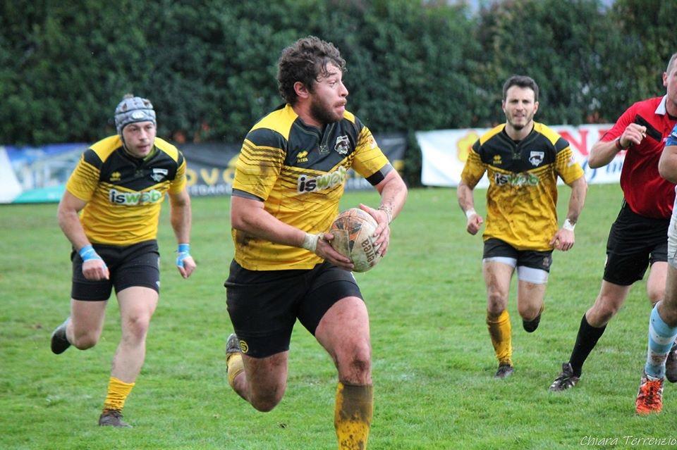 Avezzano rugby inarrestabile, quinta vittoria consecutiva su cinque di campionato