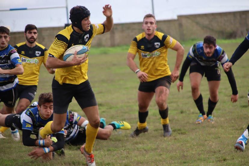 Avezzano rugby:la serie B a riposo e la 18 va a Roma per sfidare la Lazio