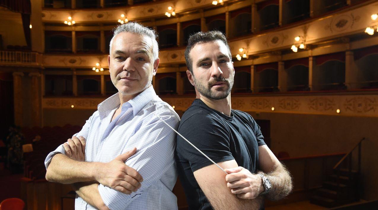 Jacopo Sipari dirige Nozze di Figaro con l'eccezionale Orchestra della Toscana