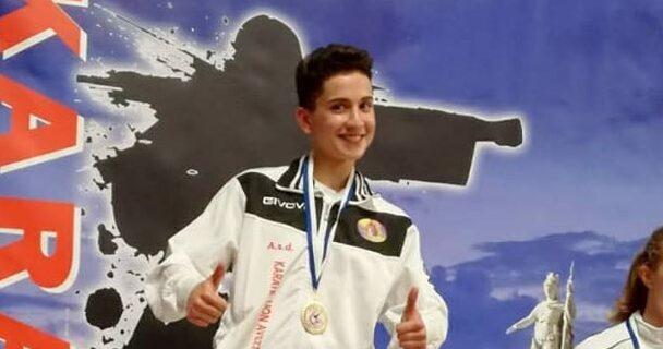 Karate, l'avezzanese Michela Paris si colloca tra i primi quindici atleti in ambito italiano