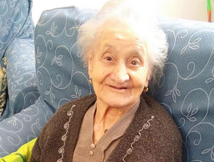 Auguri per i 103anni di nonna Titina