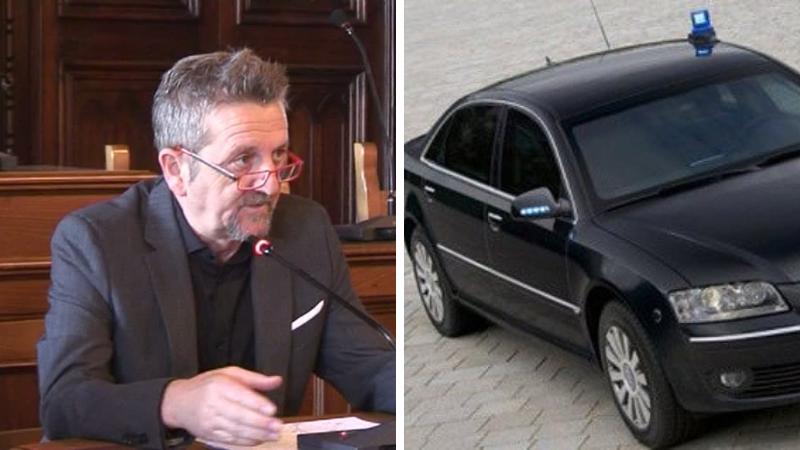 Auto blu Di Pangrazio, accolta istanza di ricusazione del giudice Ilari