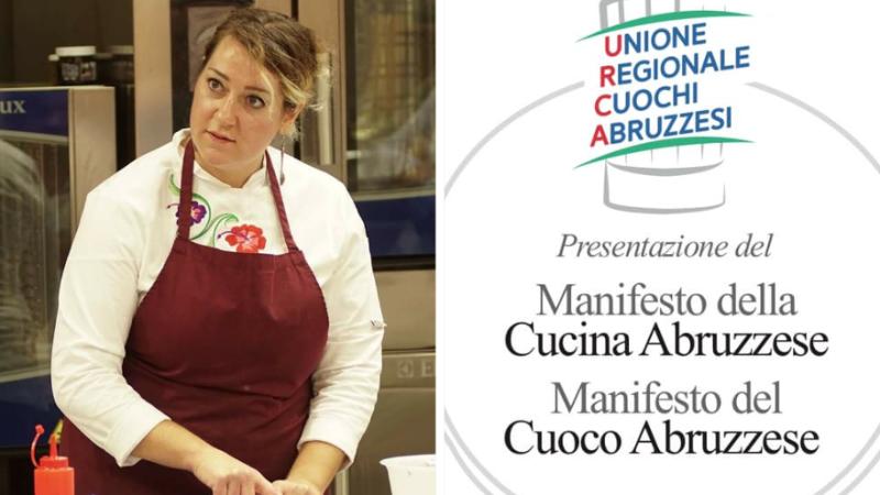 Presentato il Manifesto della Cucina Abruzzese e il Decalogo del Cuoco Abruzzese