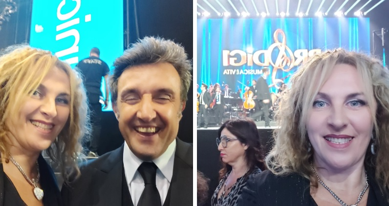 """La vocal coach avezzanese Francesca Polidori nella giuria tecnica di """"Prodigi"""" e del """"Cantagiro"""""""