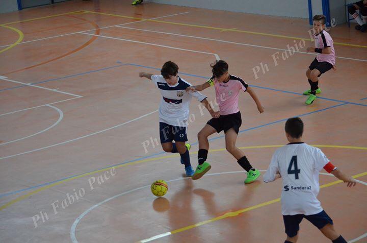 Derby U15 tra Sport Center Celano e Orione C5, Vince l'Avezzano e grandi giocate per entrambe le squadre