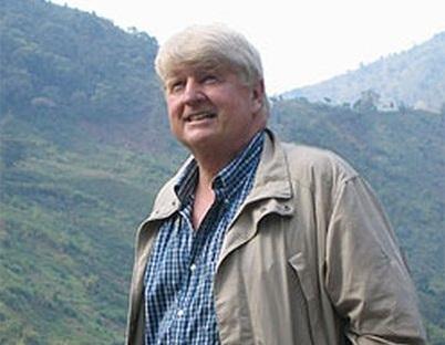 Il padre del Premier britannico in visita nel Parco Nazionale