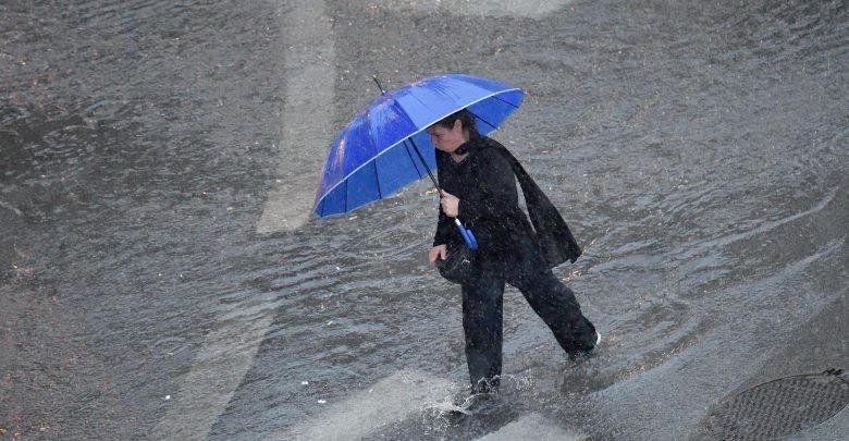 In arrivo vento forte e piogge intense