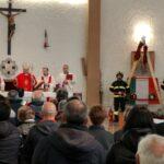 Festeggiamenti per Santa Barbara a L'Aquila