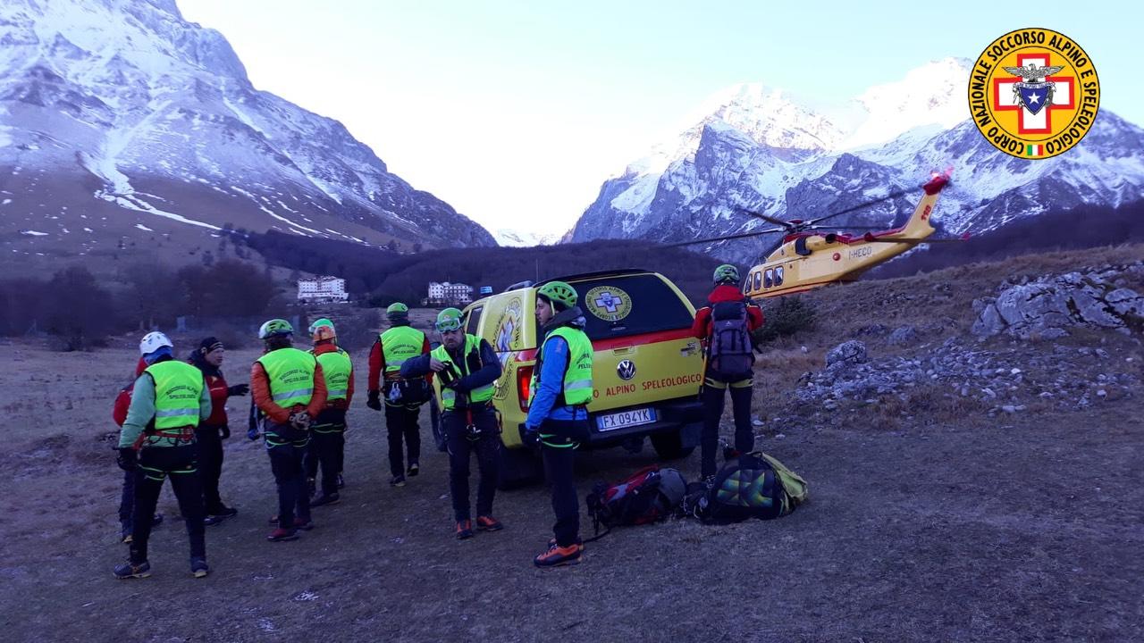 Ritrovato il corpo senza vita dell'escursionista dispersa dalla scorsa notte