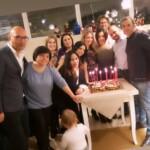 Grande festa per i giovani quarantenni di Canistro