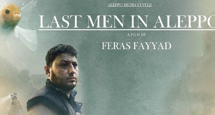 """Il docufilm """"The Last Men in Aleppo"""" arriva a Pescasseroli"""