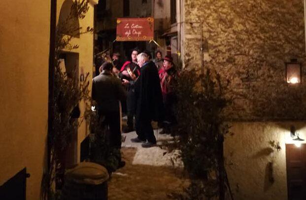 """Torna""""Frantoi Aperti in Valle Roveto"""", degustazioni di olio novello ed intrattenimenti musicali, tra antichi sapori e atmosfere di una volta"""
