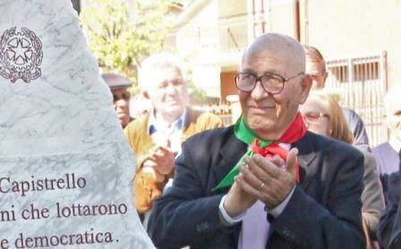 Due anni fa moriva il presidente dell'Associazione Nazionale Partigiani d'Italia Antonio Rosini