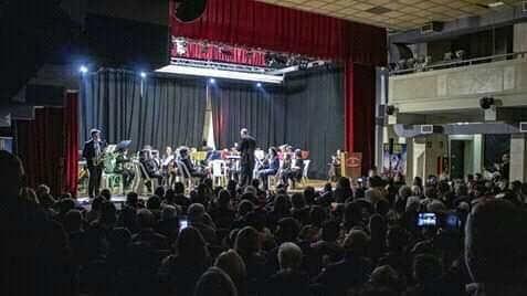 Concerto di Natale del Complesso Bandistico di Civitella Roveto