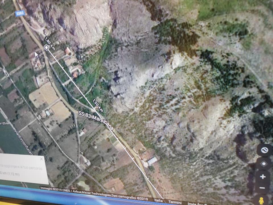 Domenica parte l'operazione disinnesco della bomba. Verranno sgomberate le abitazioni poste nel raggio di 1800m