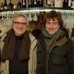 Una serata a Pescina con Alberto Angela e il regista pescinese Cipollitti