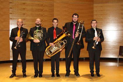 """Tutto pronto per """"10 anni...suonati!"""", il concerto/evento del Marsican Brass Quintet a 10 anni dal suo primo concerto"""
